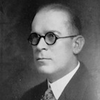 1926-1927 Percy Edgar Brown